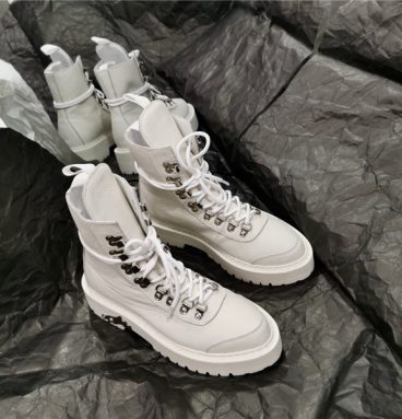 off-white platform motorcycle boots