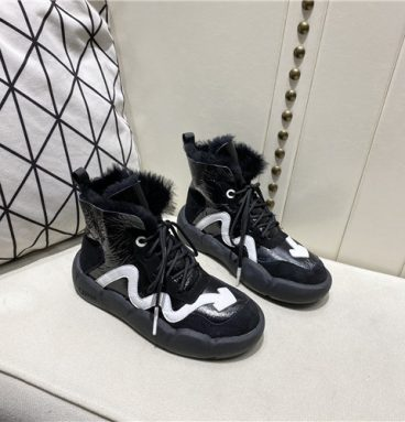 off white snow boots