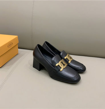 tod's chunky loafers